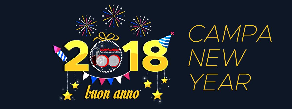 2018 - Buon anno