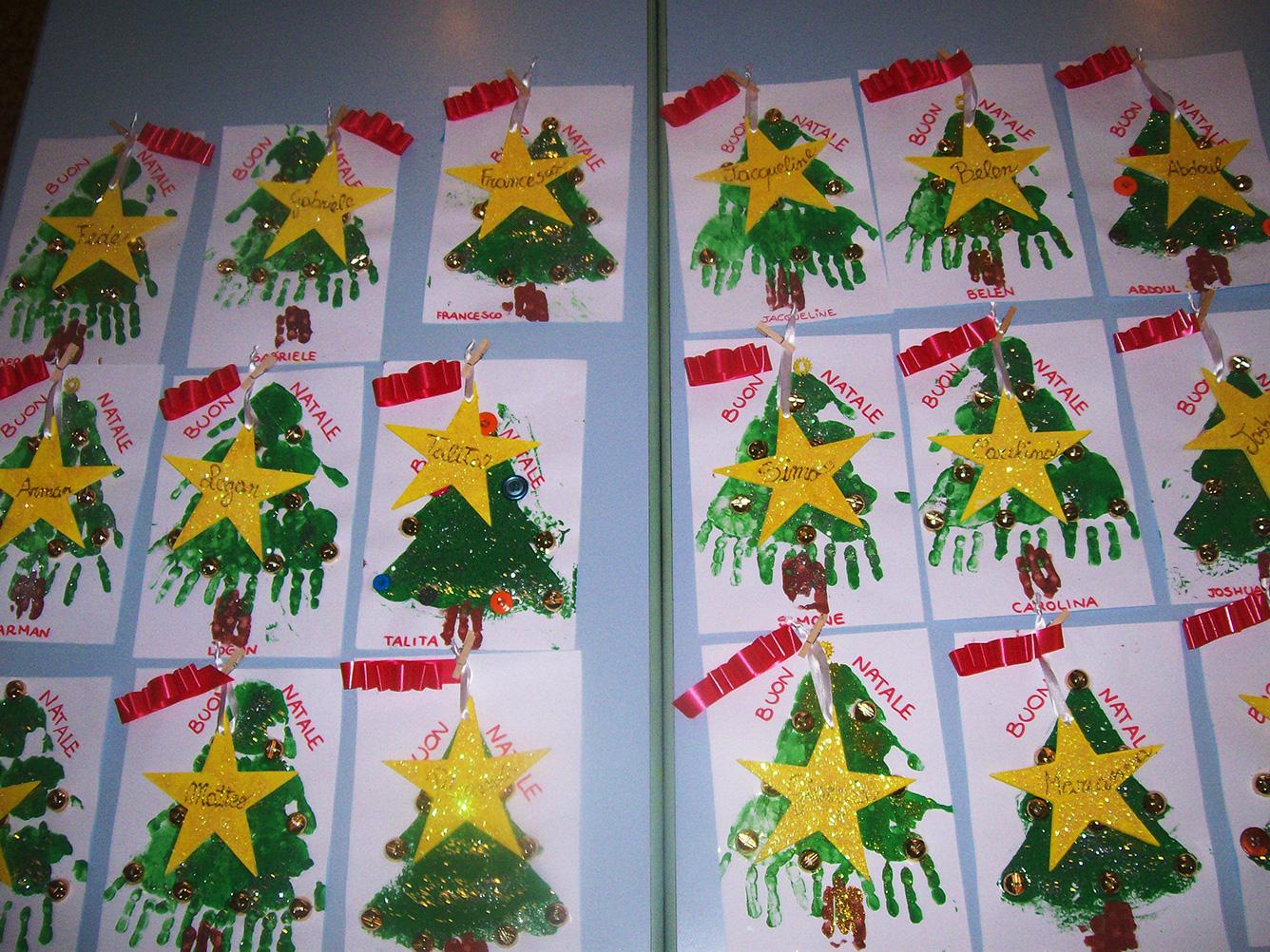 Lavoretti Festa Di Natale.Festa Di Natale 2013 Accendi Le Stelle Scuola Dell